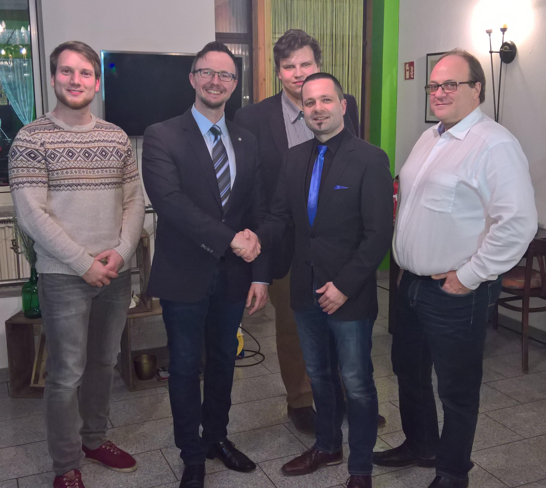 Erkelenzer FDP startet mit neuem Team